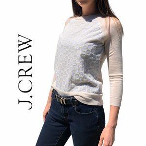 J. Crew- Pull Over Sweater